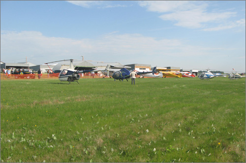 Lacombe Fly-in