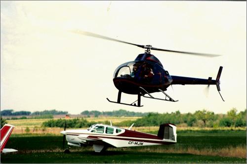 Camrose Fly-in