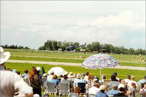 Red Deer Air Show